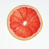 Slice of grapefruit Royalty Free Stock Photo