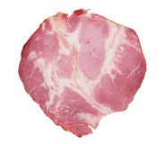 Slice of ham Stock Images