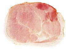 Slice of ham Stock Image