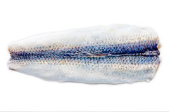 A slice of herring Royalty Free Stock Image
