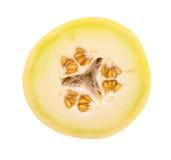 Slice Of Honeydew Fruit III Royalty Free Stock Photo