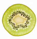 Slice of kiwi Royalty Free Stock Images