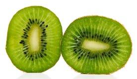 Slice of kiwi Royalty Free Stock Image