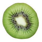Slice of kiwi Royalty Free Stock Photos