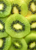 Slice of kiwi fruit Royalty Free Stock Photography