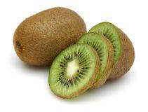 Slice Kiwi Fruit Stock Images