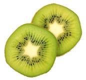 Slice of kiwi Royalty Free Stock Photography