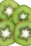 Slice of kiwi Stock Images