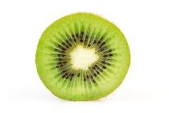 Slice of kiwi Stock Photography