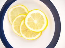 Slice of Lemon Stock Images