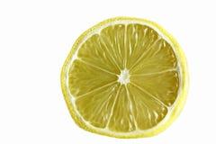 Slice of lemon Royalty Free Stock Photos