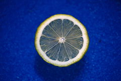 A slice of lemon Stock Images