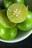 Slice of lemons Royalty Free Stock Photography