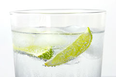 Slice Of Lime Royalty Free Stock Photos