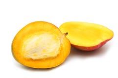 Slice mango Stock Image