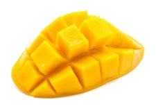 Slice of mango Royalty Free Stock Photography