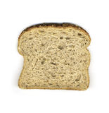 Slice of multi-grain bread Royalty Free Stock Image