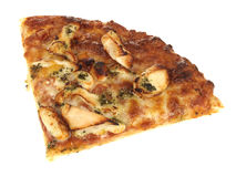 Free Slice Of Chicken Pizza Stock Image - 24833961