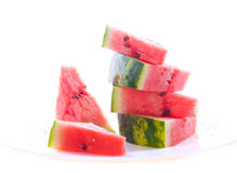 Free Slice Of Watermelon Royalty Free Stock Image - 11347646