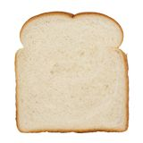 Slice Of White Bread Royalty Free Stock Image