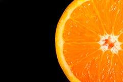 Orange and black Royalty Free Stock Photo