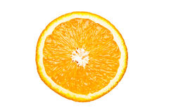 Slice of orange Royalty Free Stock Photo