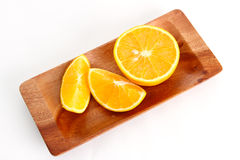 Slice Orange Stock Photos