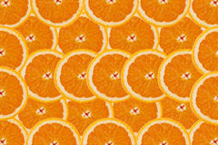 A slice of orange Stock Photo
