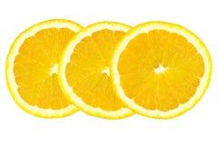 Slice of orange Royalty Free Stock Images