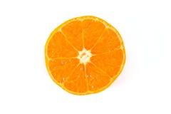 Slice orange Royalty Free Stock Photos
