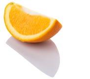 Slice Of Orange Fruit IX Royalty Free Stock Photography