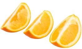 Slice Of Orange Fruit XI Royalty Free Stock Photography