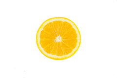 Slice orange Stock Images