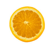 Slice Orange Stock Photo
