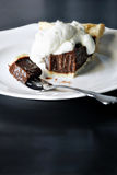 Slice of pie Royalty Free Stock Image