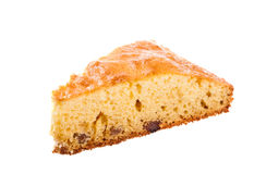 Slice of pie Stock Photography