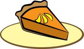 Slice of Pie Stock Photography