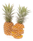 Slice pineapple Royalty Free Stock Photos