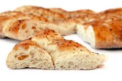 A slice of pita Royalty Free Stock Image