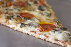 Slice Pizza Royalty Free Stock Images