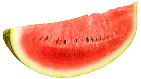 Slice of ripe juicy watermelon Royalty Free Stock Photo