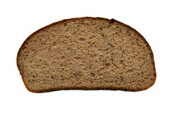 slice of rye bread Royalty Free Stock Image