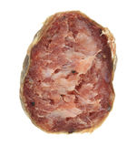 Slice of Sausage Royalty Free Stock Image