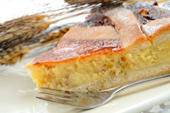 Pastiera Royalty Free Stock Photography