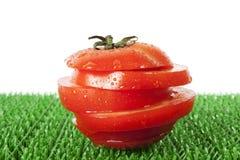 Slice tomato Stock Images