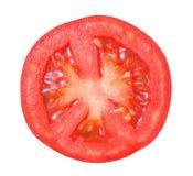 Slice of tomato Royalty Free Stock Photo