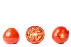 Slice of tomato  Stock Photo