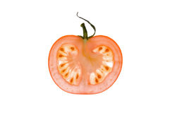 Slice of tomatoe Stock Photography