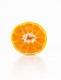 Slice of tropical fresh orange. Stock Image