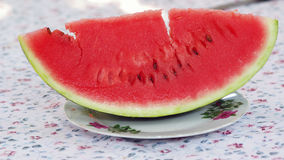 Slice water melon Stock Image